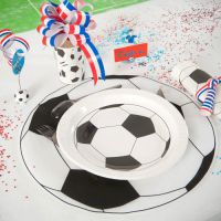 Set de table ballon foot X6