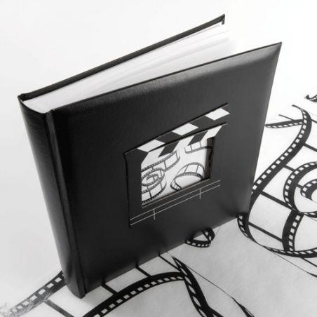 Livre d'or thème cinéma