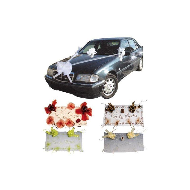 decoration voiture mariage orleans