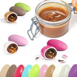 Liquicroc caramel beurre salé - Dragées originales