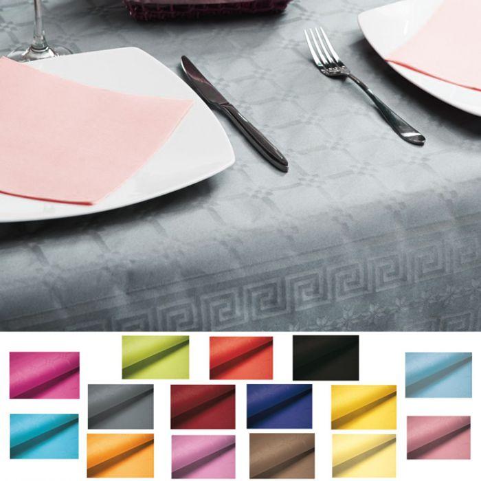 nappe papier jetable pas cher couleur mariage bap me. Black Bedroom Furniture Sets. Home Design Ideas