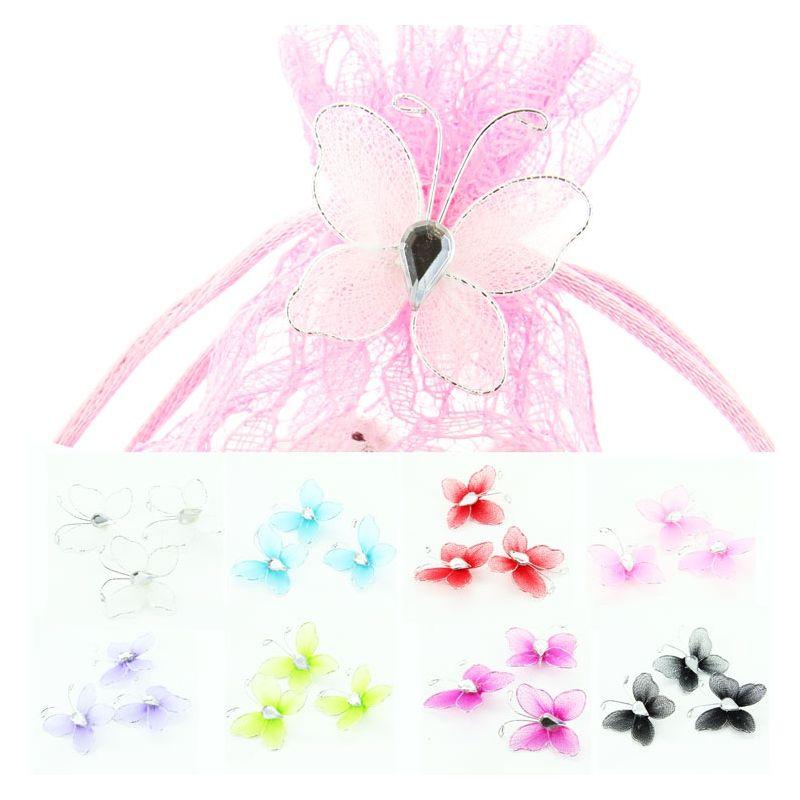 Mini Papillon déco (X10)