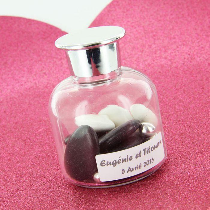 boite drag es mariage bapt me original bouteille parfum lot de 3. Black Bedroom Furniture Sets. Home Design Ideas
