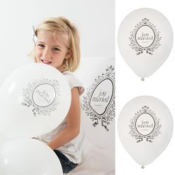 Ballon Just Married (les 8)