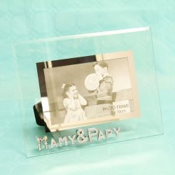 Cadre photo Mamy & Papy