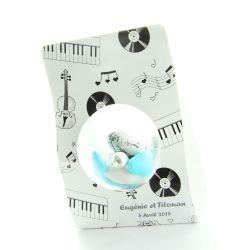 Porte boule dragées Musique x10