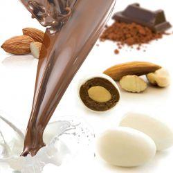 Dragées Choco amande