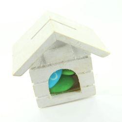Petite niche dragées en bois