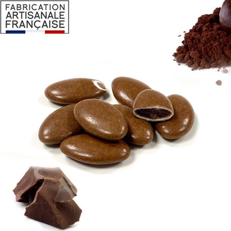 DÉCLASSÉES Dragées Chocolat Suprême 70% cacao - Chocolat